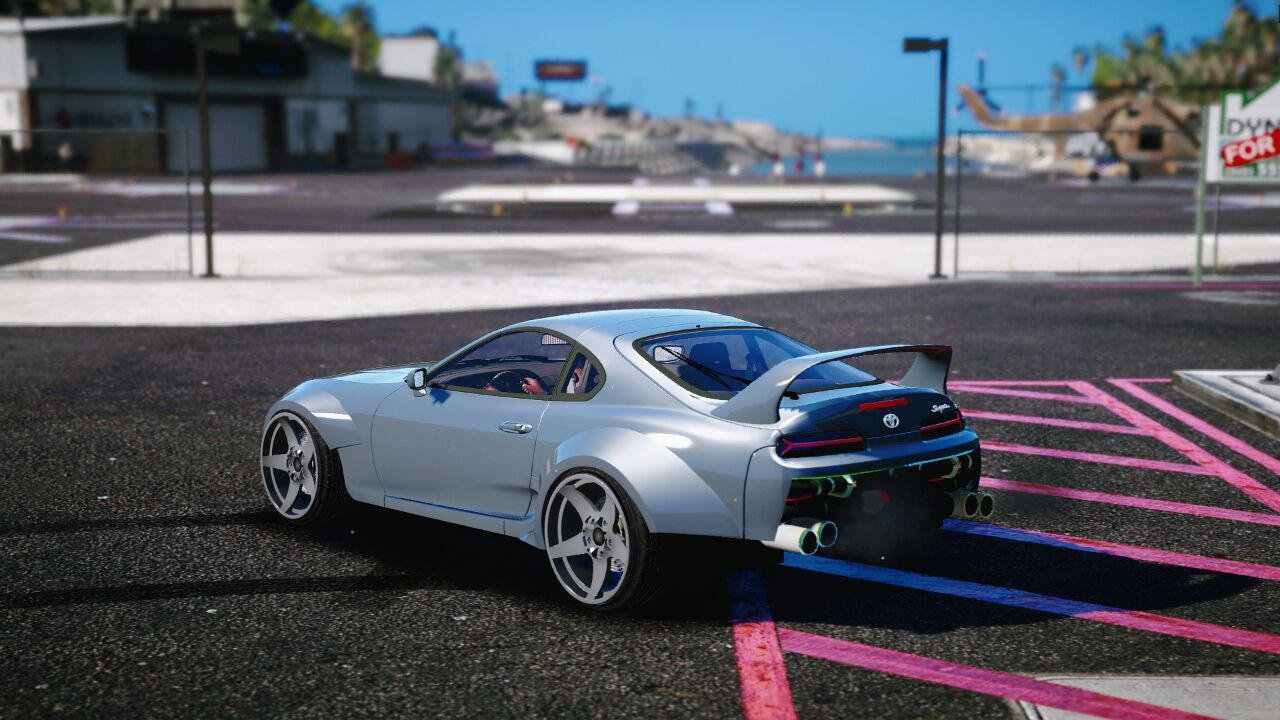 Toyota Supra 1987 Tuning >> Toyota supra - Yasid Design [Add-On / Replace] - GTA5-Mods.com