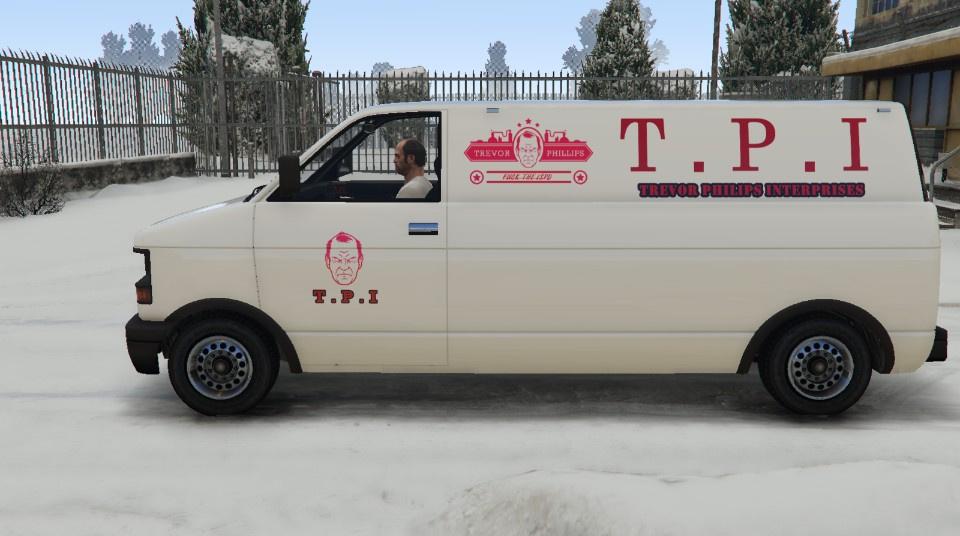 TPI Van - GTA5-Mods com