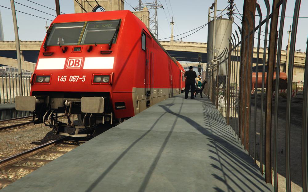 Train Stations V - GTA5-Mods.com