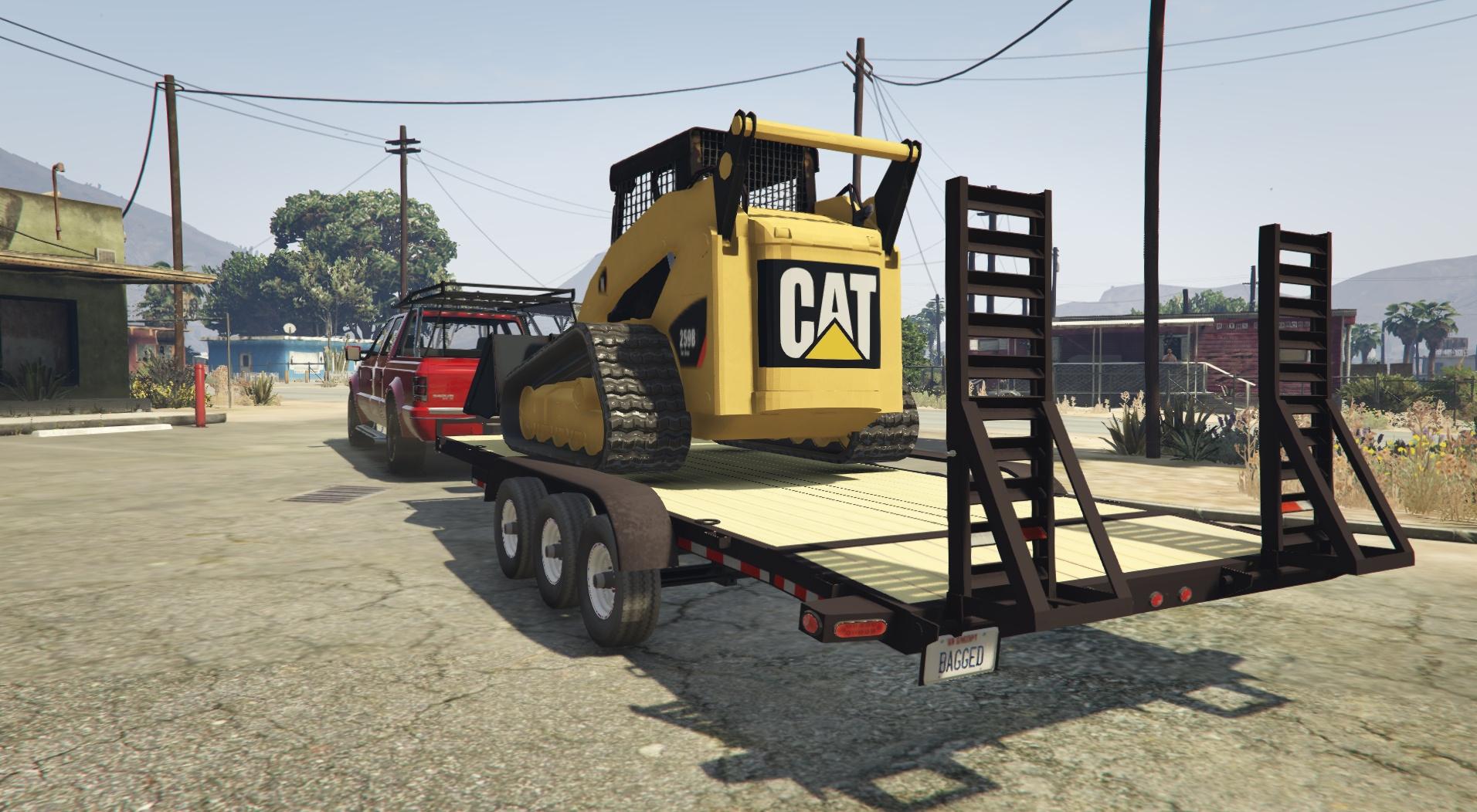 transport hauler add on replace net gta5 mods com