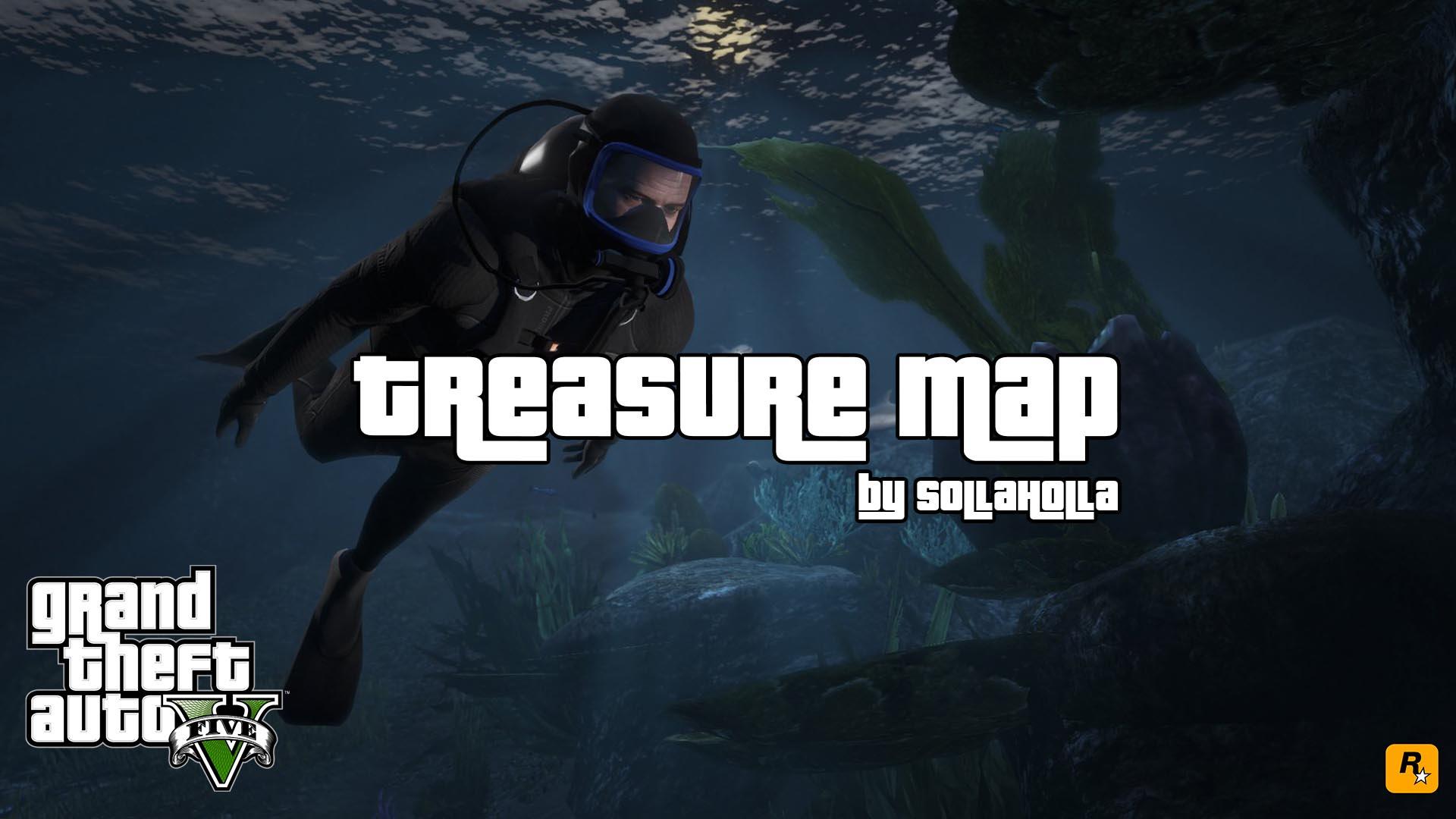 treasure map gta gta5 gtav mods liker mainimage play