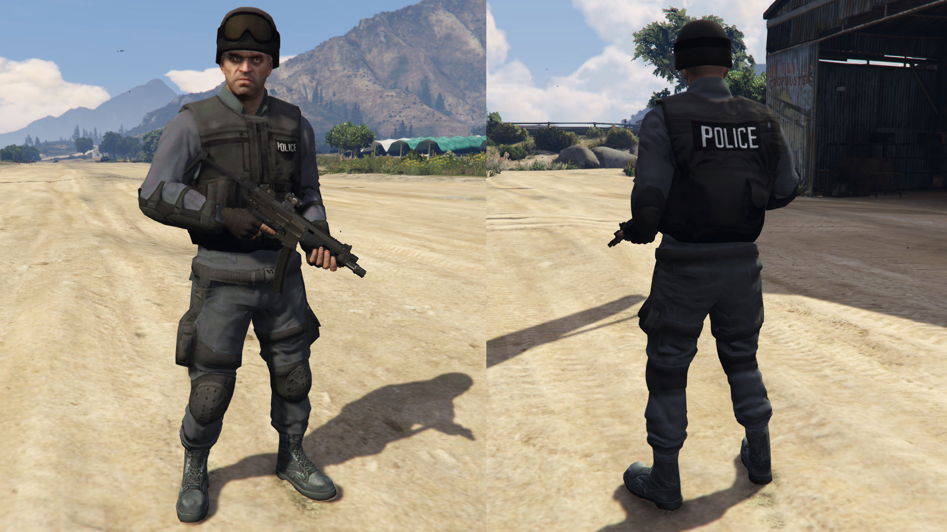 good outfits gta 5 online 13
