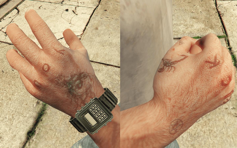 Trevor - All Cleaned Up - GTA5-Mods com