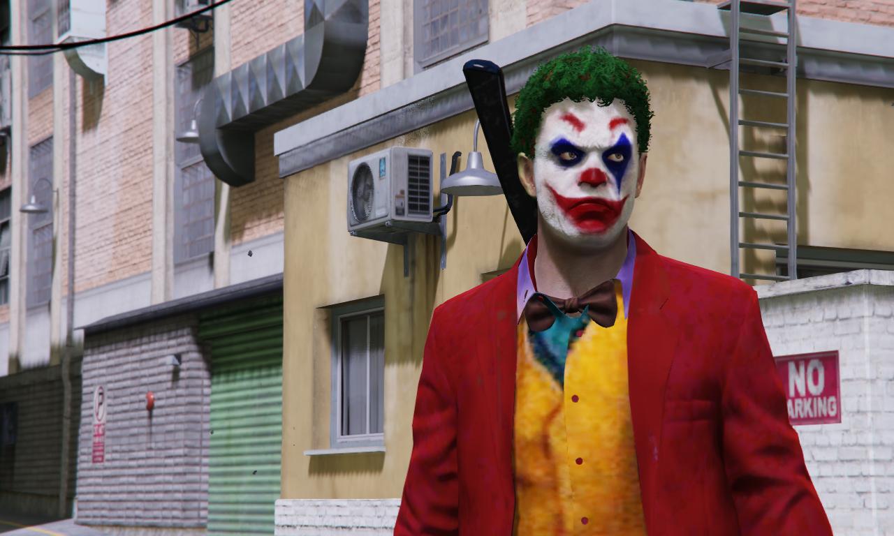 Trevor Phoenix Joker Gta5 Mods Com