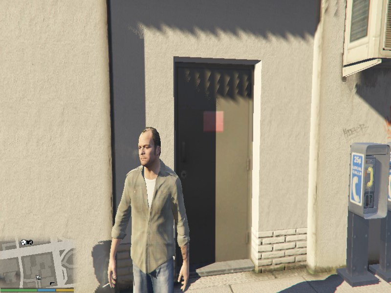 Trevors Hair To Michael Aka Balding Michael Gta5 Mods
