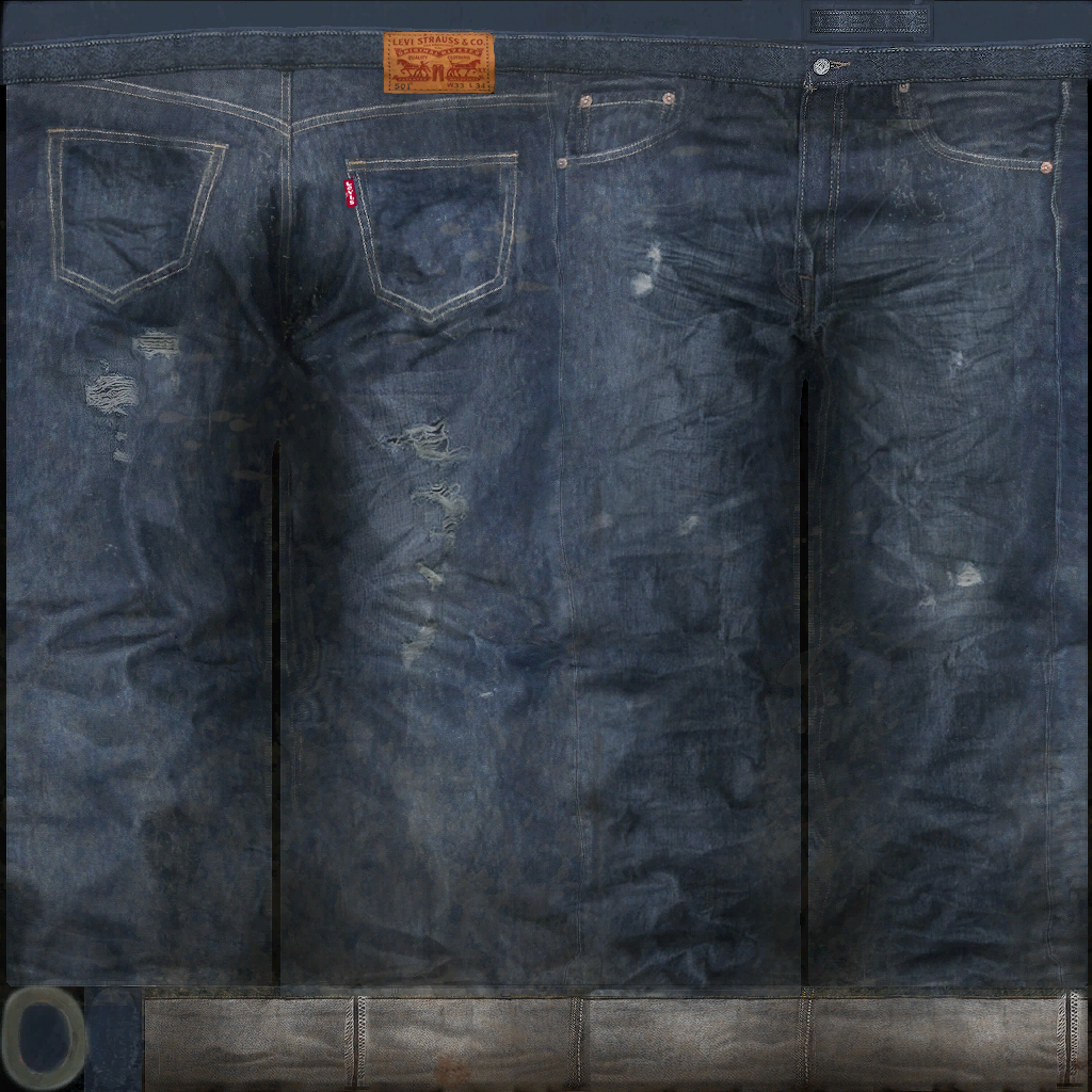 levi 39 s jeans for trevor gta5. Black Bedroom Furniture Sets. Home Design Ideas