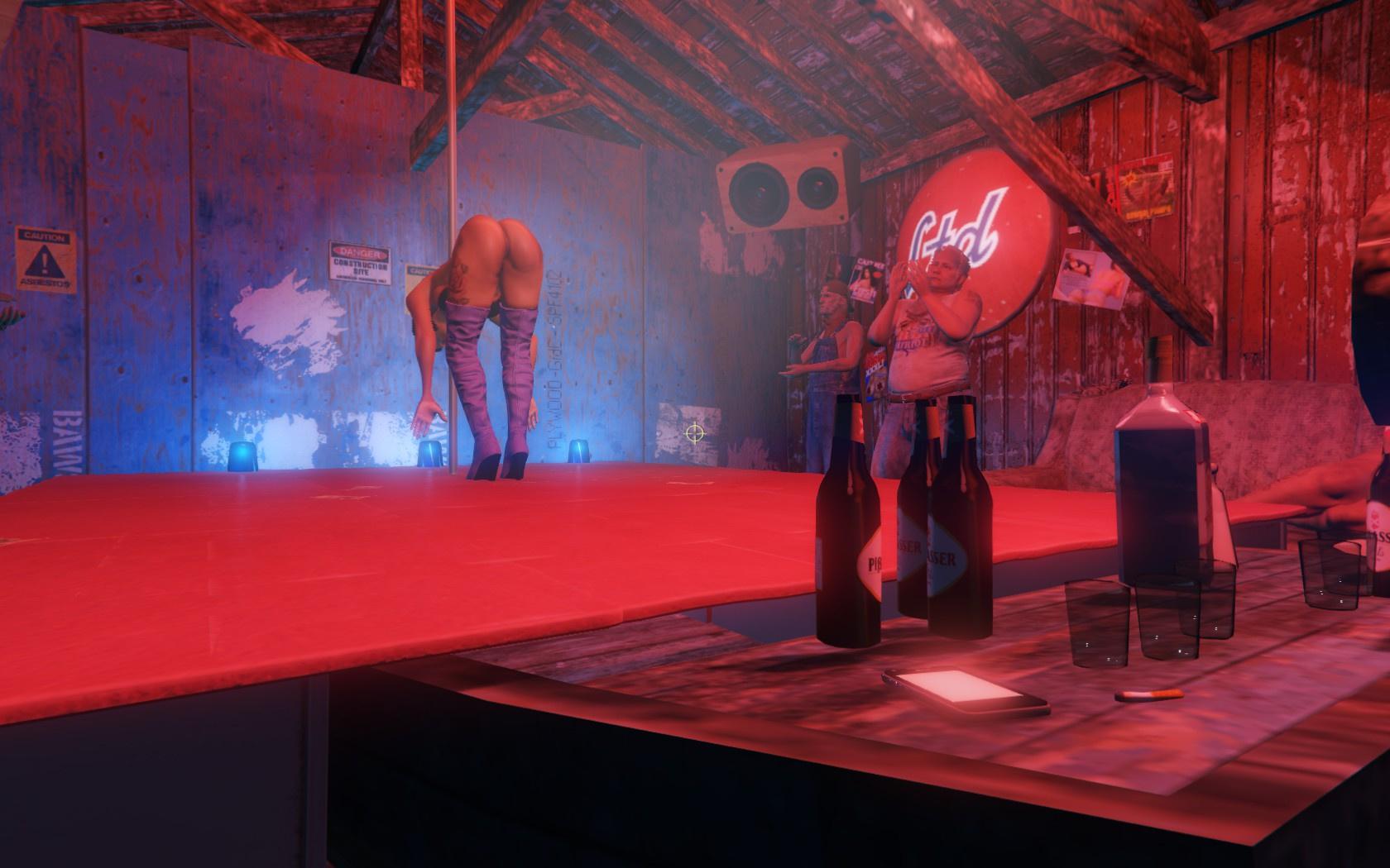 Trevor's Strip Club and Biker Gang Clubhouse - GTA5-Mods.com