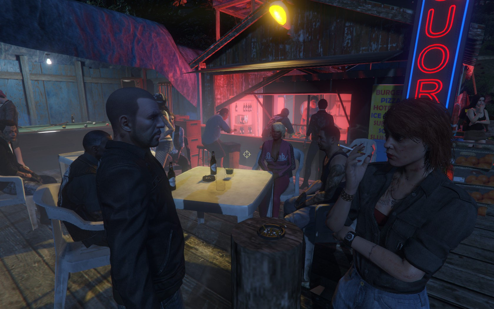 Trevor's Strip Club and Biker Gang Clubhouse - GTA5-Mods.com