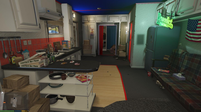 trevor 39 s new trailer gta5. Black Bedroom Furniture Sets. Home Design Ideas