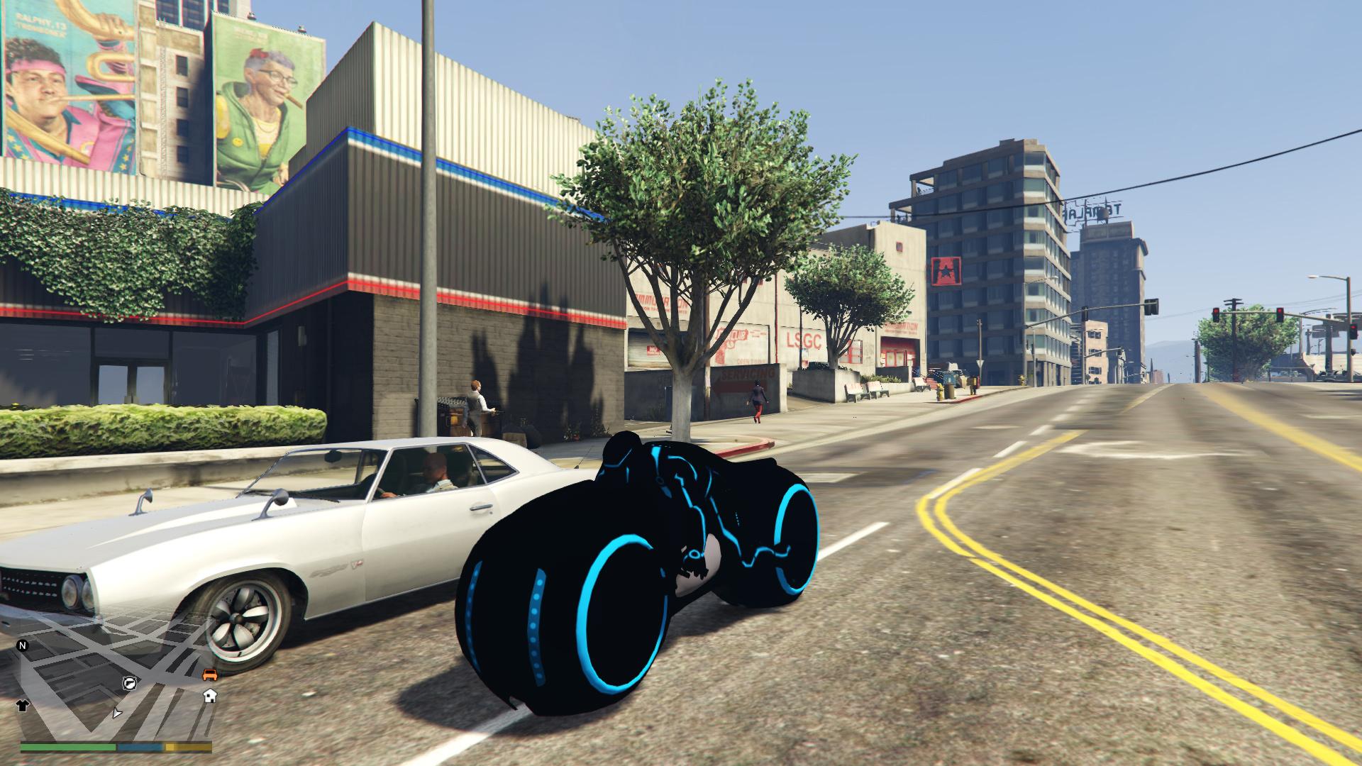 Tron Bike - GTA5-Mods.com