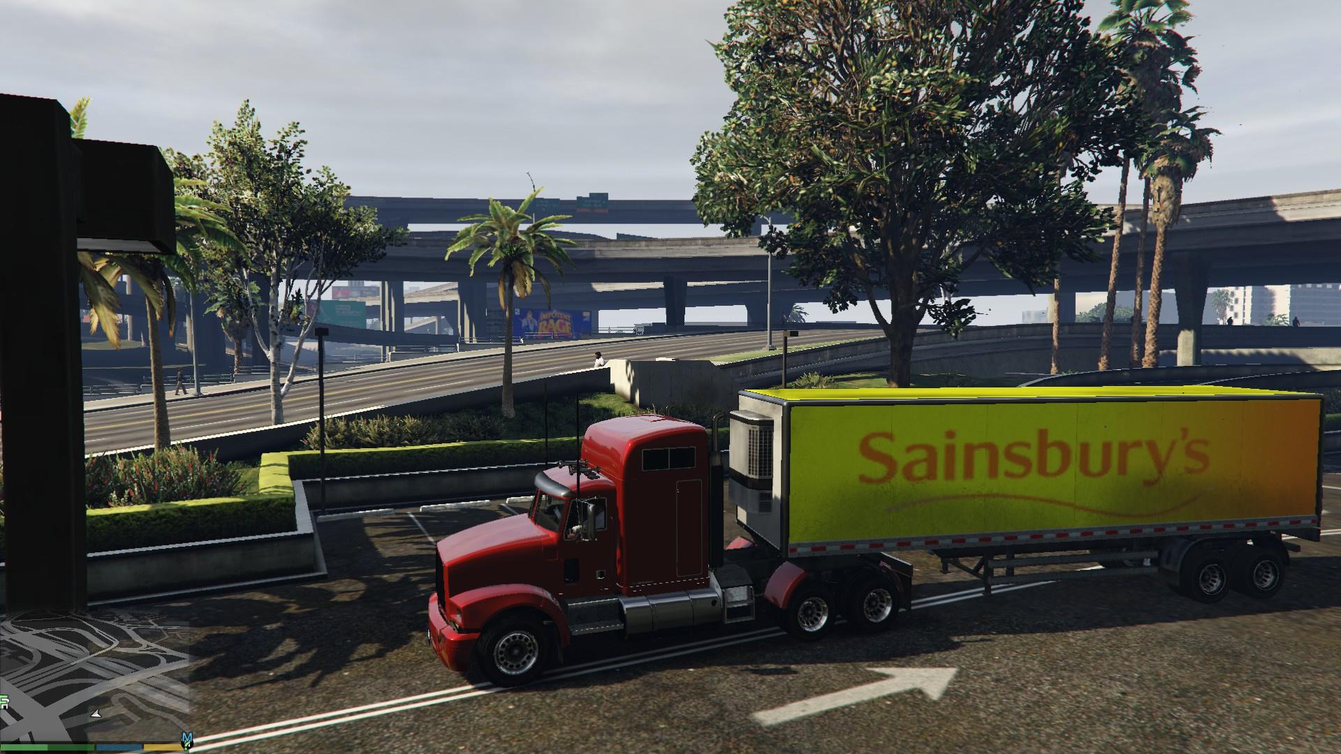 Gta 5 Trucks And Trailers   www.pixshark.com - Images ...