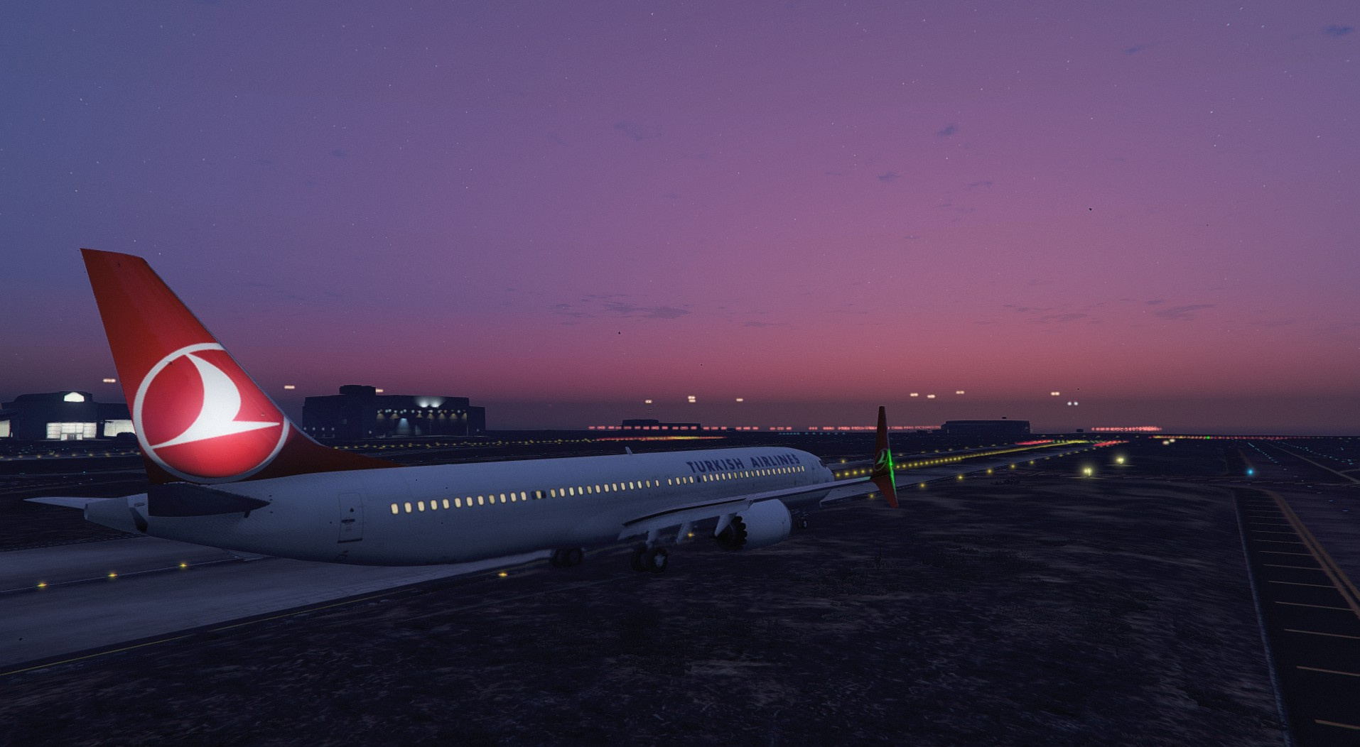 Turkish Airlines Livery Pack for Boeing 737 MAX 9 - GTA5-Mods com