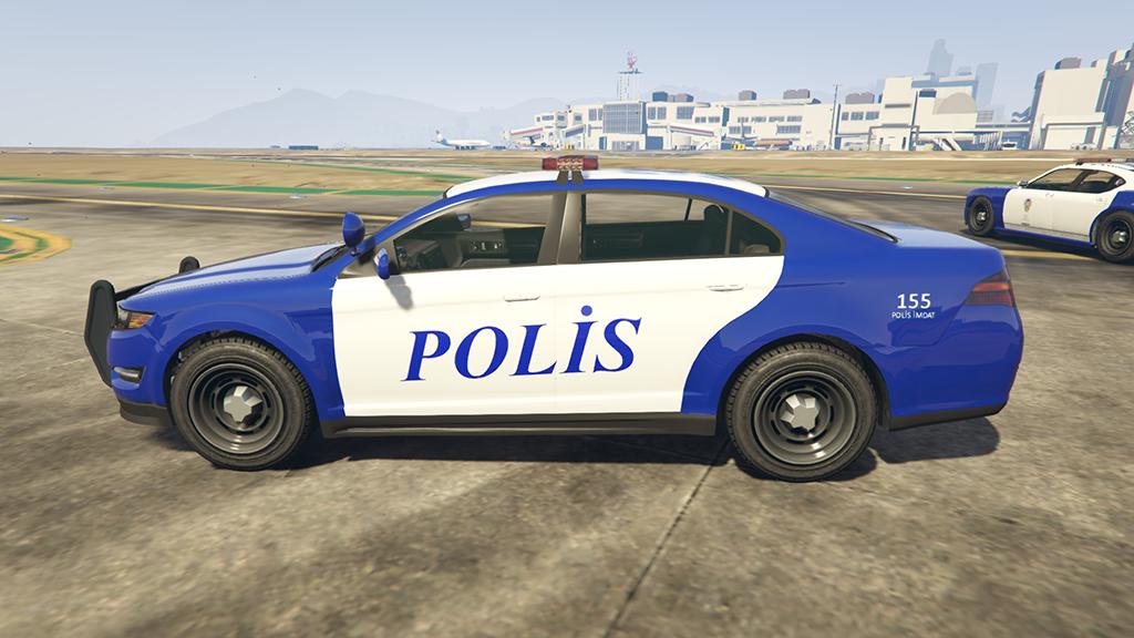 Turkish Police Cars Türk Polis Arabaları Gta5 Modscom