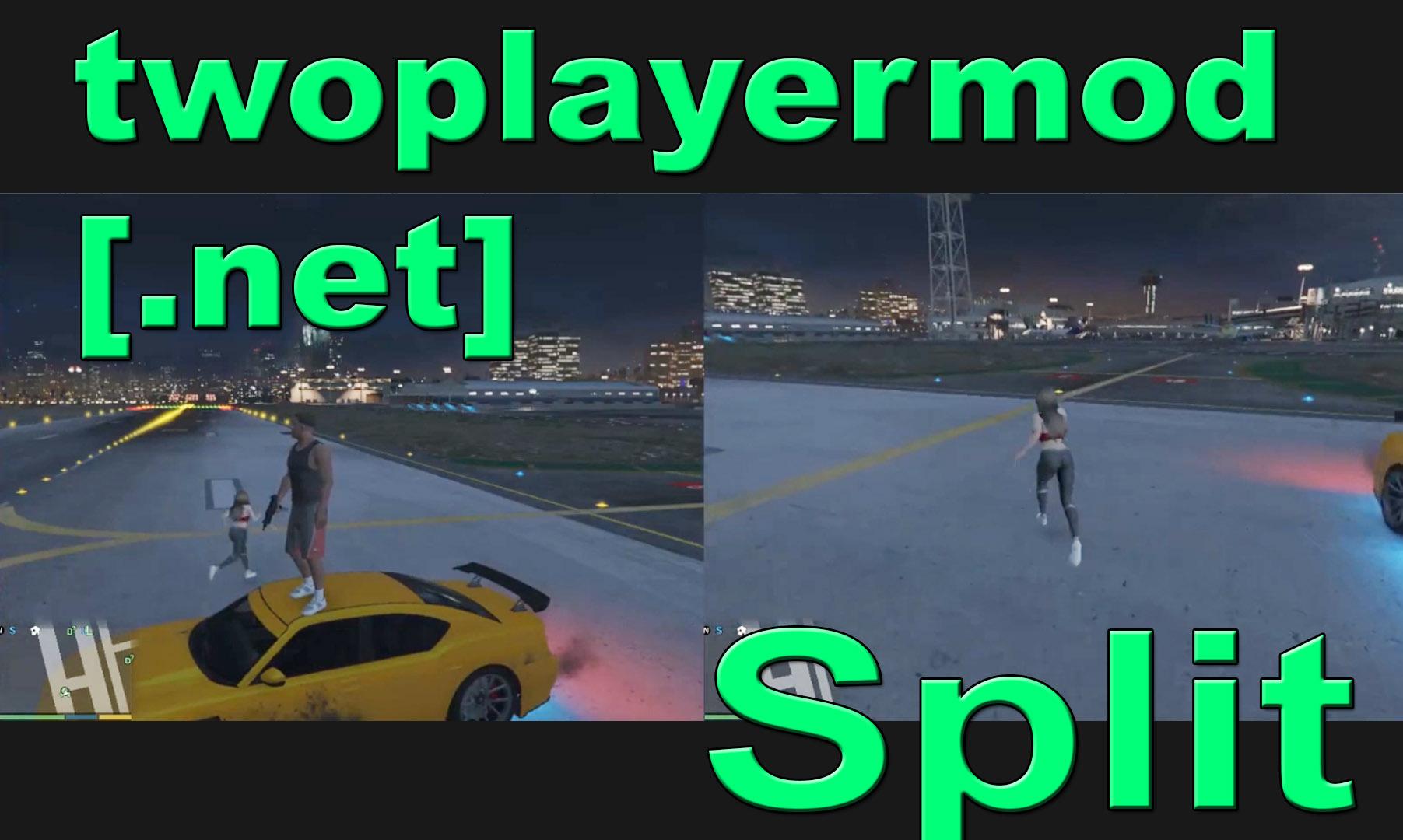 TwoPlayerMod [ NET] Beta - GTA5-Mods com