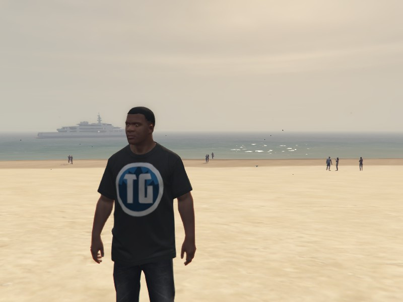 Typical Gamer Shirt - GTA5-Mods com