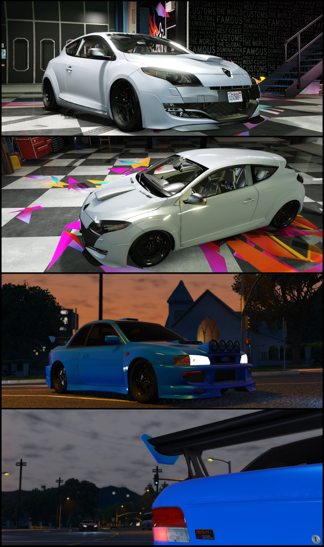 Ubludock Car Pack [50 Add-Ons] - GTA5-Mods com