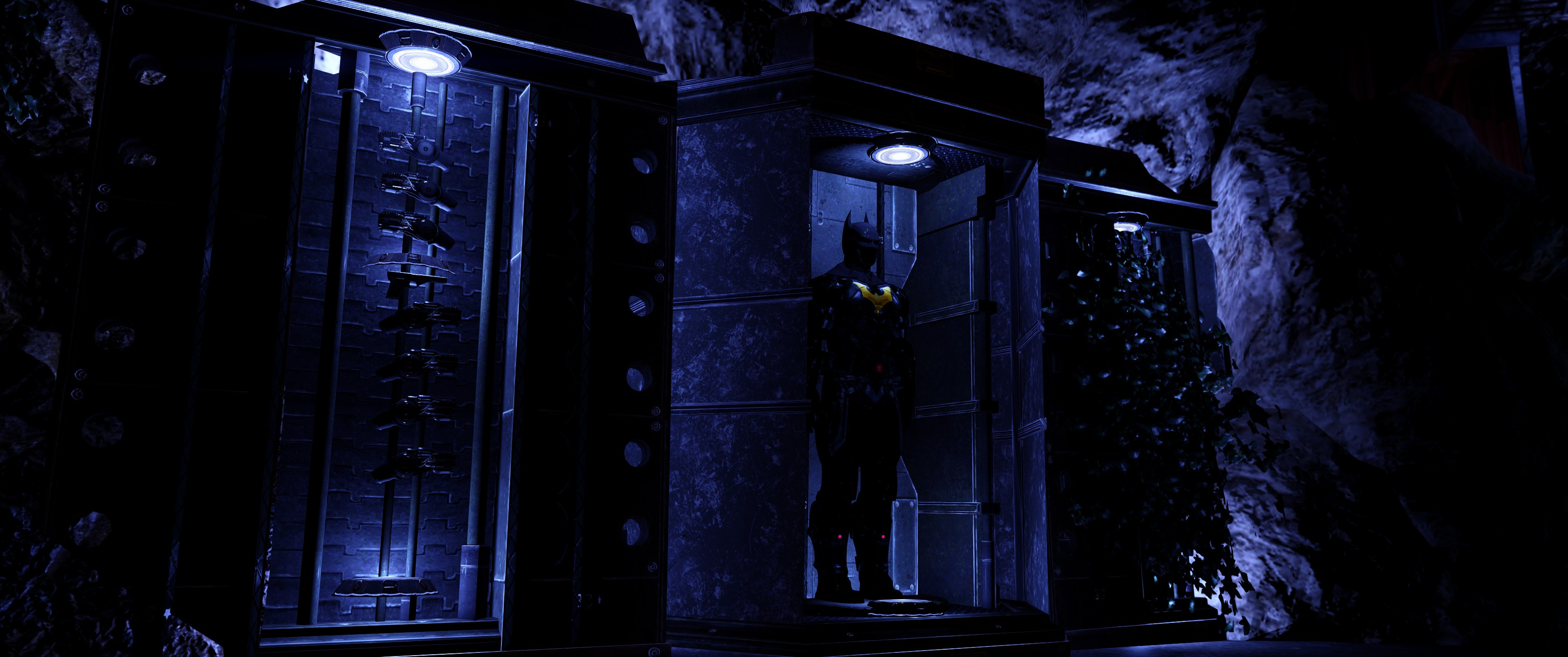 Ultimate Batcave With Robin Suit Map Editor Gta5 Modscom