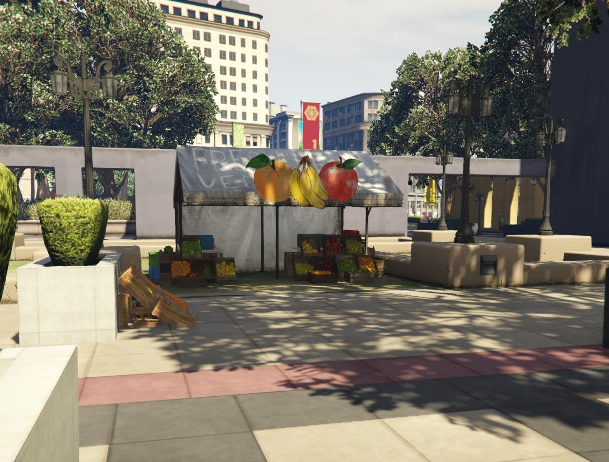 Ultimate FiveM Map   Legion Square, Police, Hospital, LS Customs