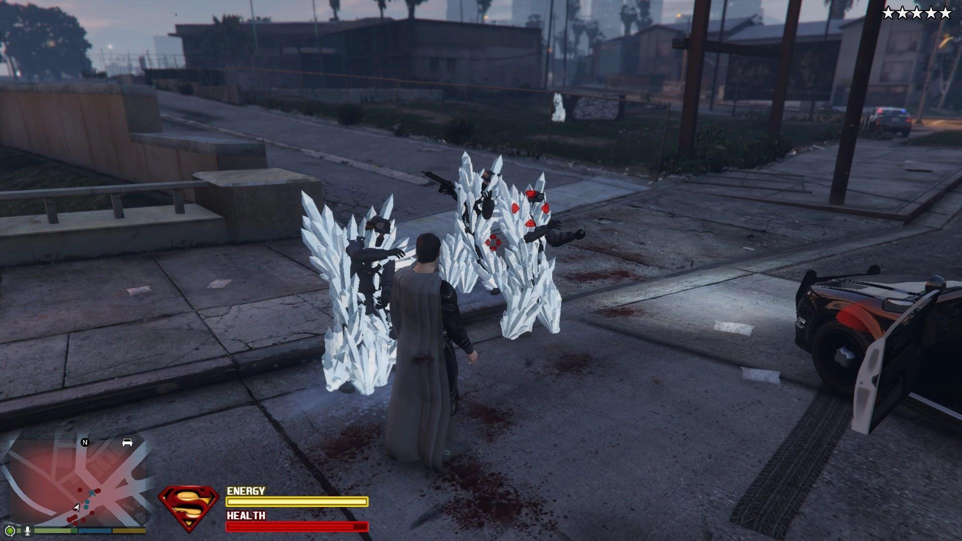 Superman llega a GTA 5 a través de un mod