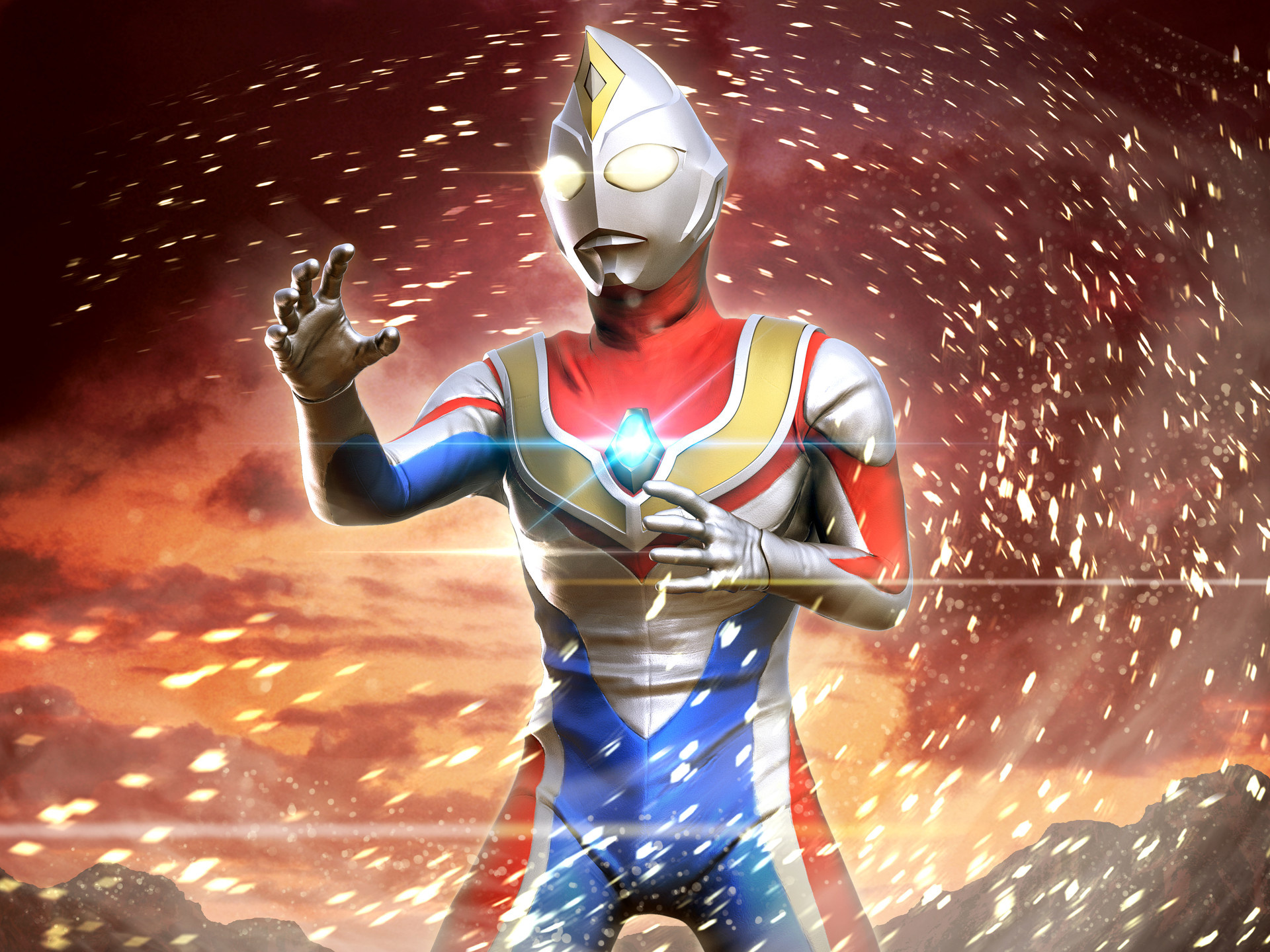 Ultraman Dyna - GTA5-Mods.com