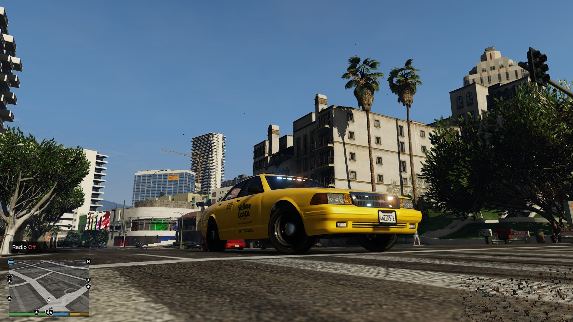 the latest 83423 5de47 Undercover Yellow Cab and co taxi Police - GTA5-Mods.com