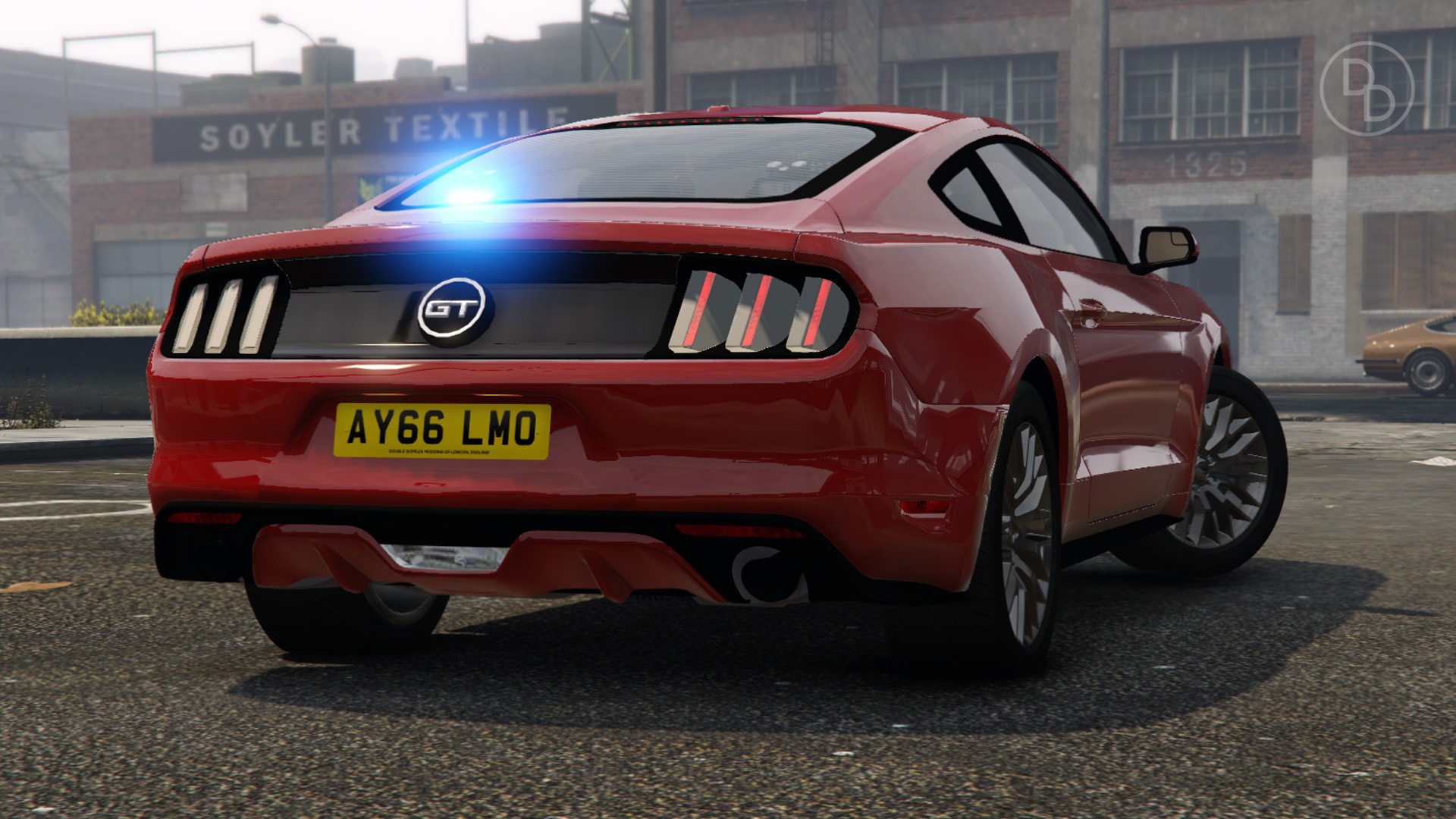 Unmarked 2016 ford mustang gt gta5 - Mustang modification ...