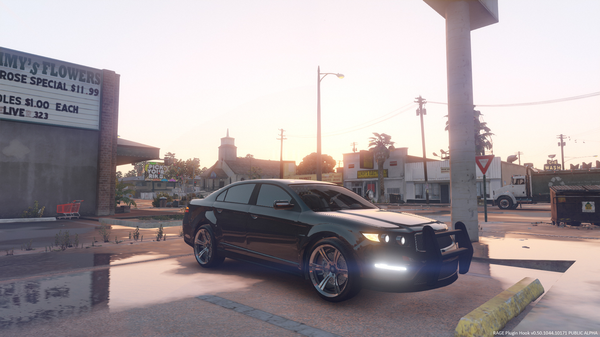 Unmarked police car gta 5 - 92107a Gta5 2017 01 03 01 13 45 88