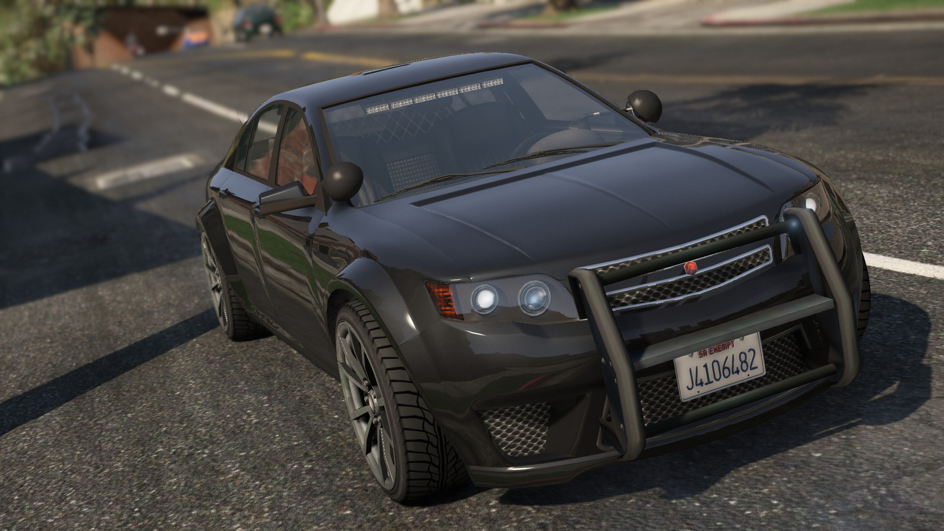 FIB Unmarked/Undercover Cheval Fugitive - GTA5-Mods.com