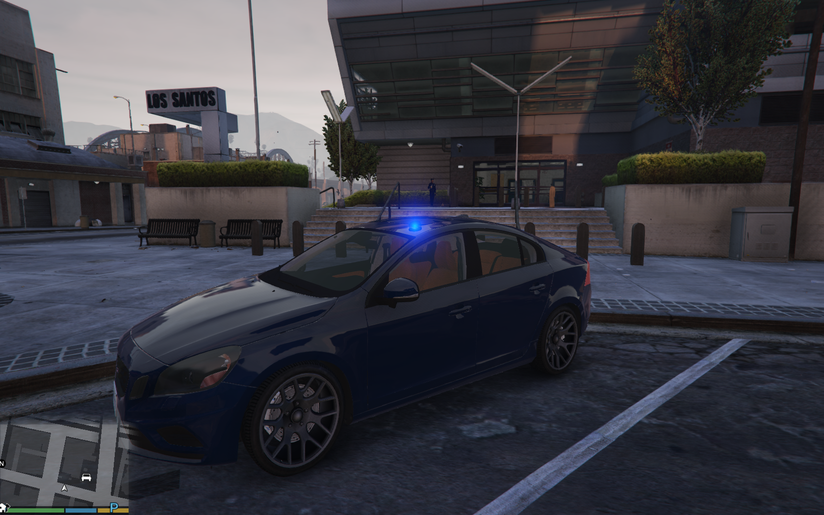 Unmarked police car gta 5 - 2a25ca Gta5 2015 09 17 14 13 35 20