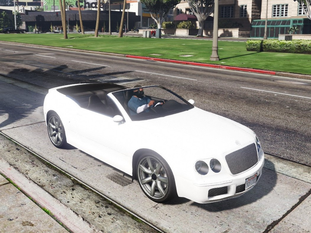 Updated Enus Cognoscenti Cabrio [REPLACE] - GTA5-Mods com