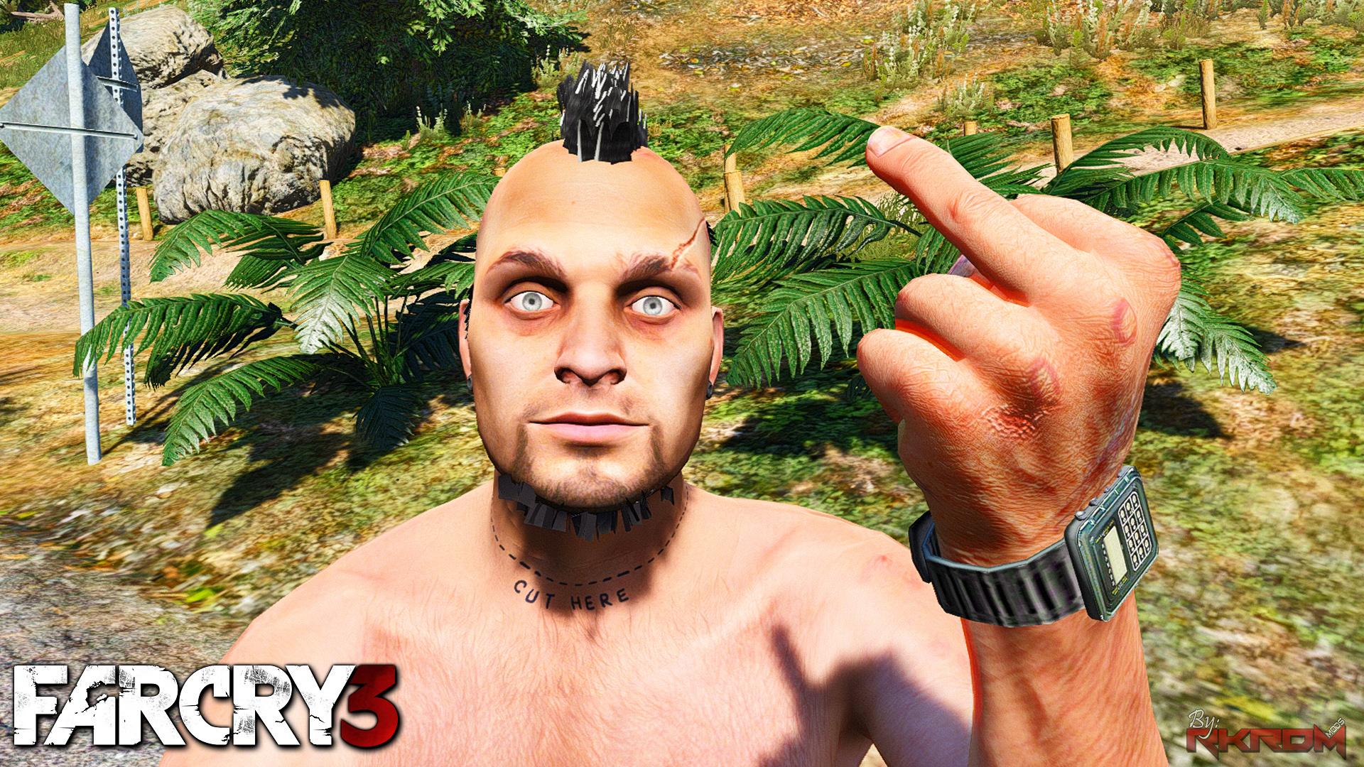Vaas from Far Cry 3 [Player Mod] - GTA5-Mods.com