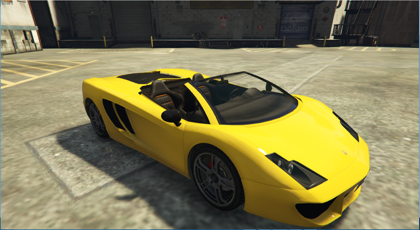 Vacca Spyder Gta5 Mods Com