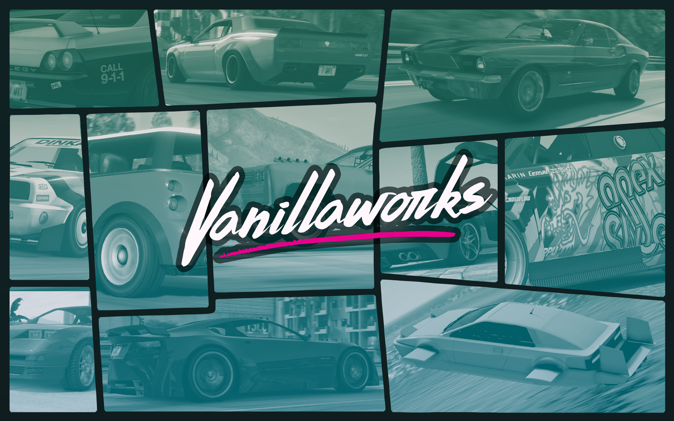 Vanillaworks Pack [Add-On | Tuning | Liveries | OIV] - GTA5