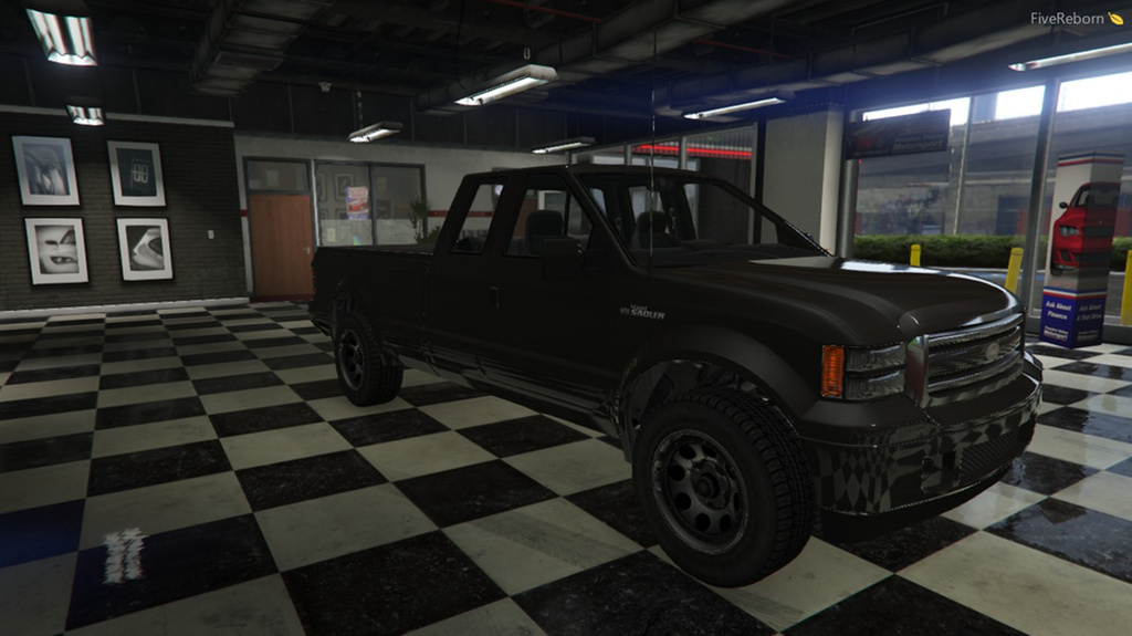 Vapid Sadler Extended Cab Gta5 Mods Com