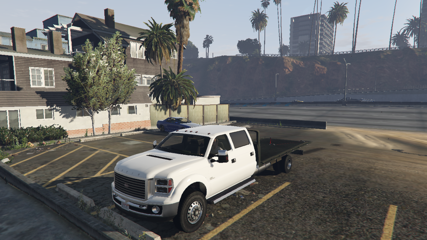 gta 5 flatbed pictures to pin on pinterest pinsdaddy. Black Bedroom Furniture Sets. Home Design Ideas