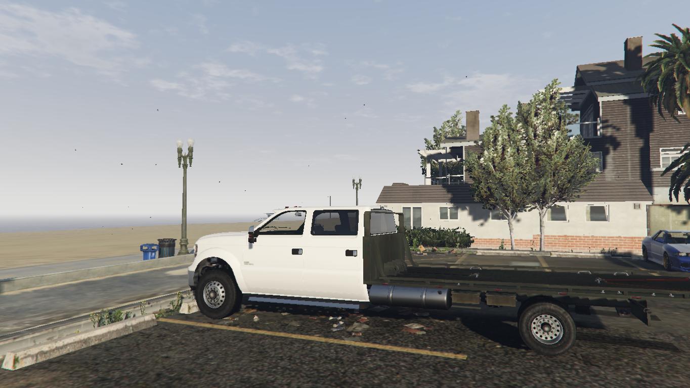 vapid sandking flatbed truck gta5. Black Bedroom Furniture Sets. Home Design Ideas