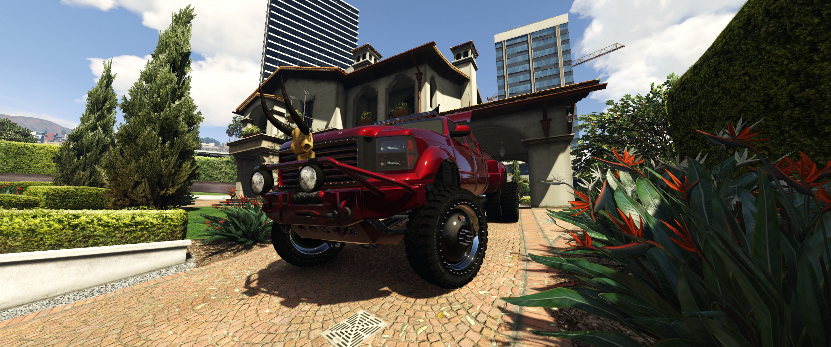 Vapid Sandking XL Dually V1 0 [Addon | Extras] - GTA5-Mods com