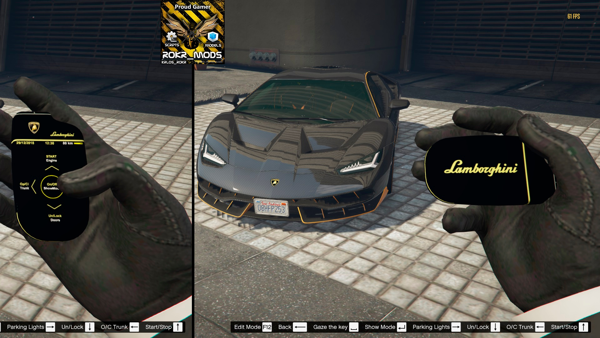 Vehicle Keys Gta5 Modscom
