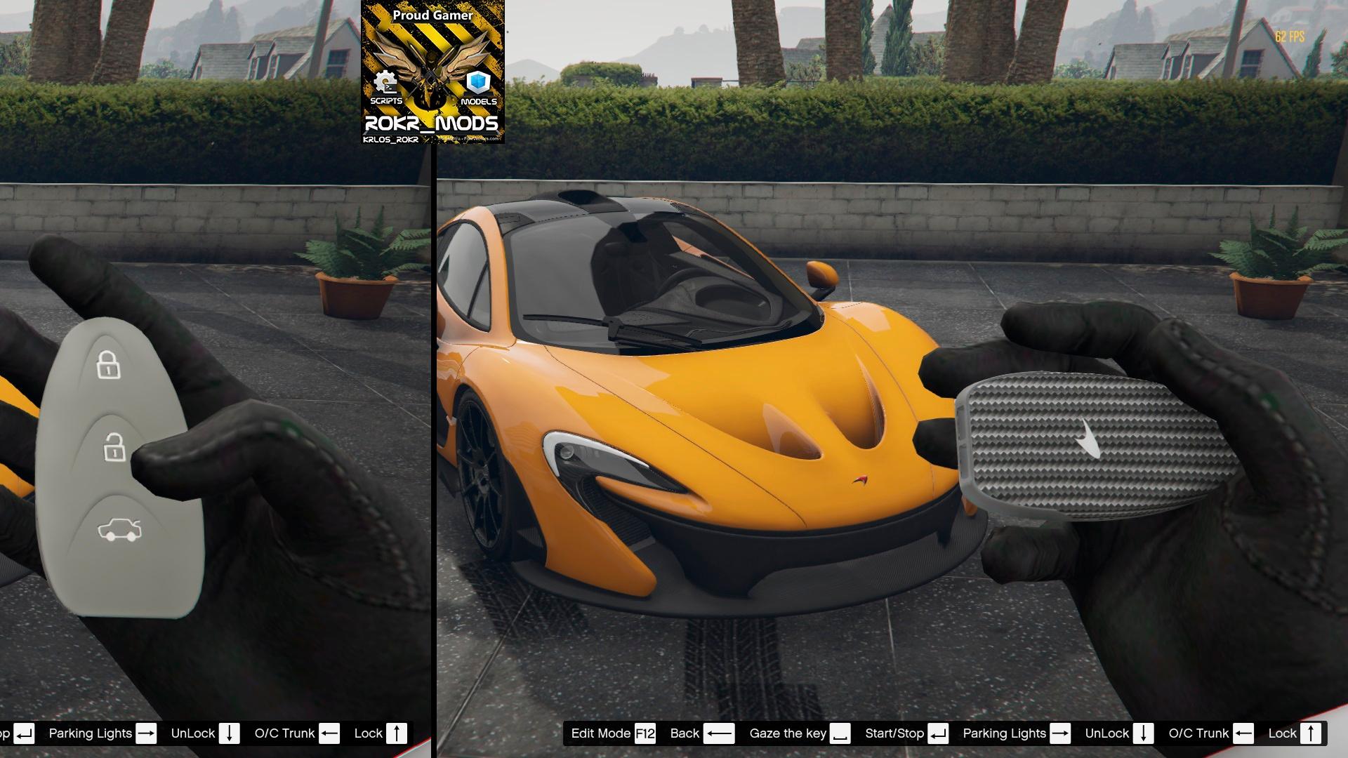 vehicle keys - gta5-mods