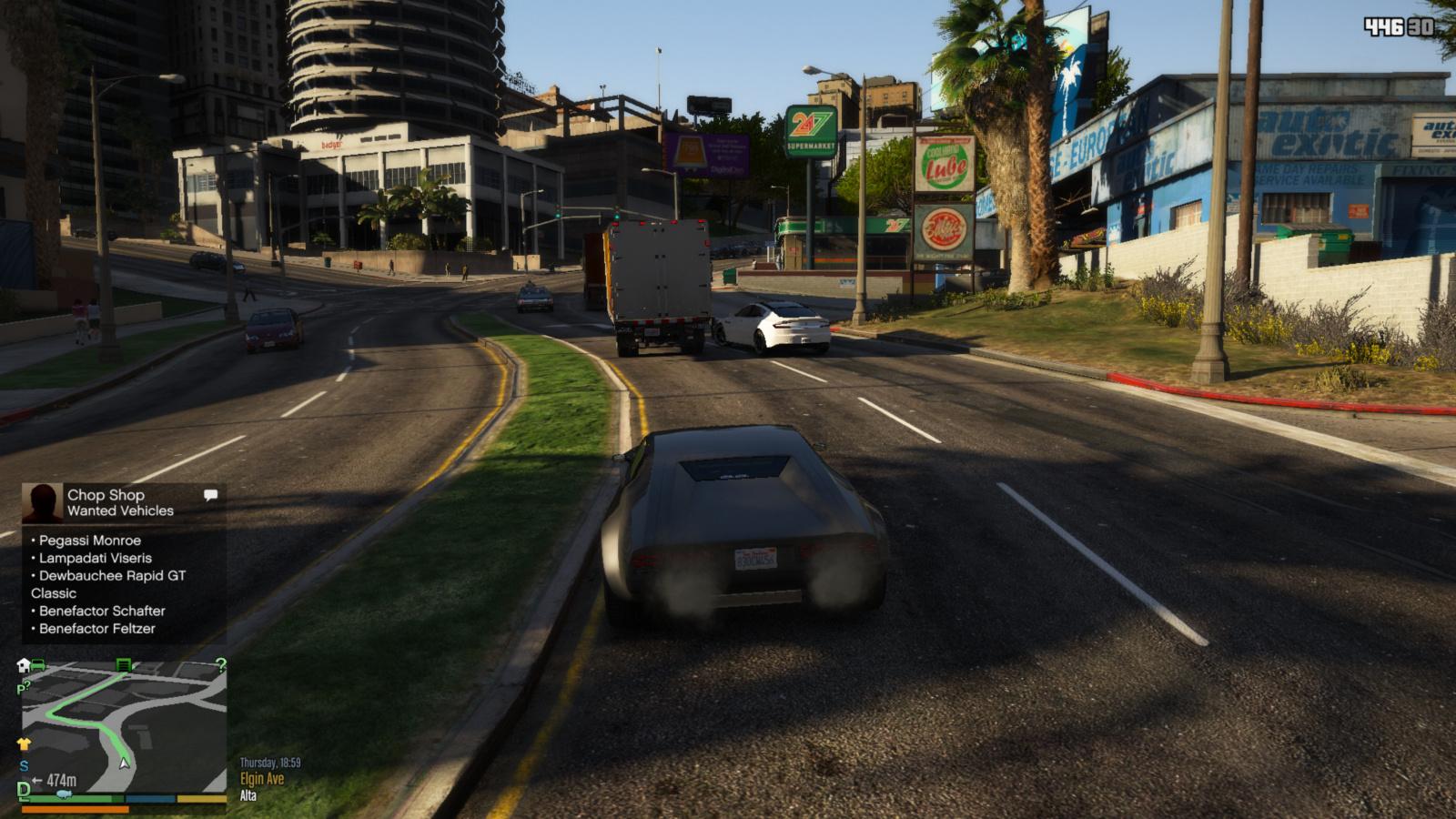 Vehicle Theft Missions [ NET] - GTA5-Mods com
