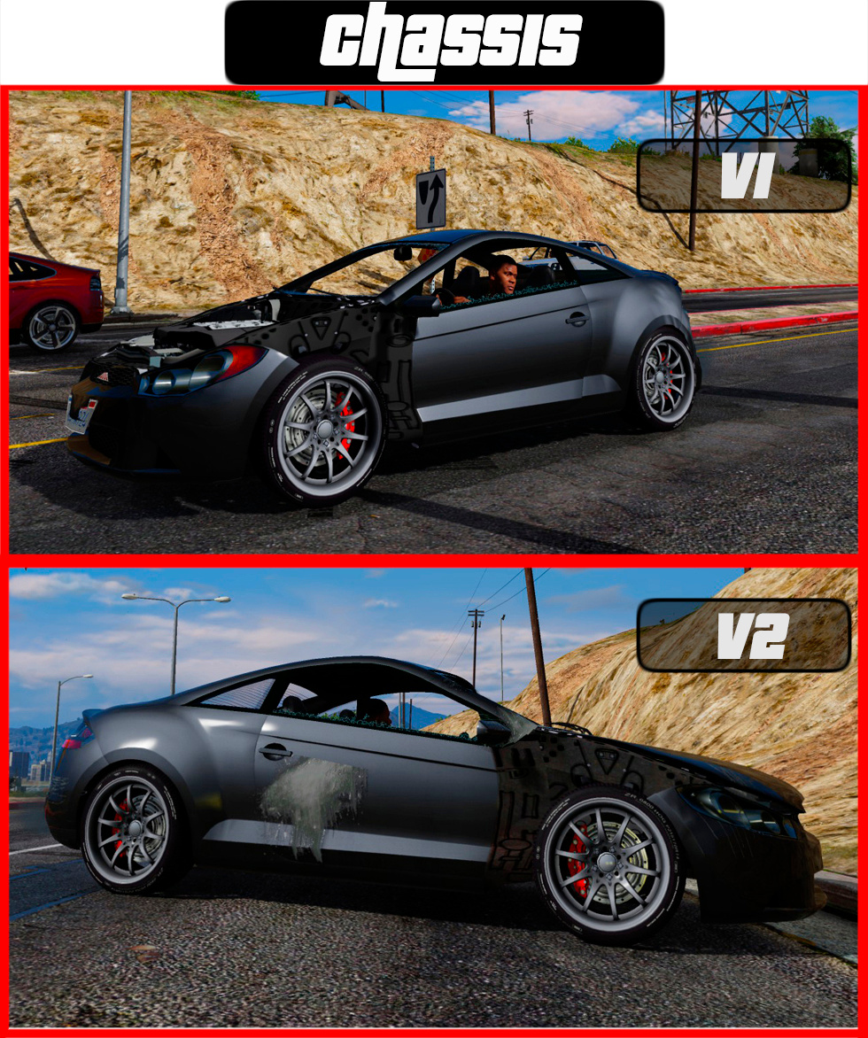 HD Vehshare (2K Car Textures)