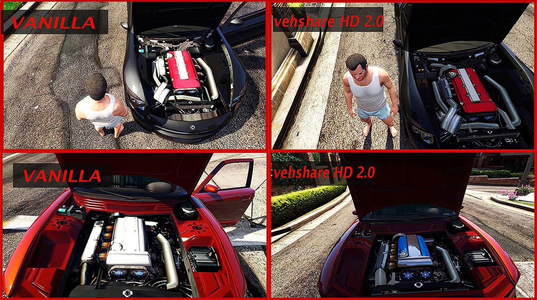 HD vehshare (2K Car Textures) - GTA5-Mods com