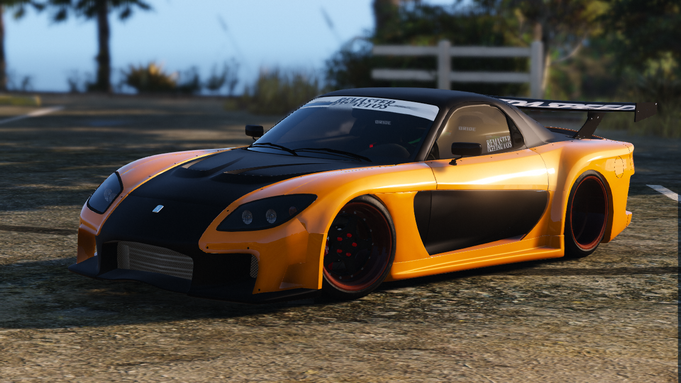 Veilside Mazda Rx7 Fd3s Add On Replace Gta5 Mods Com