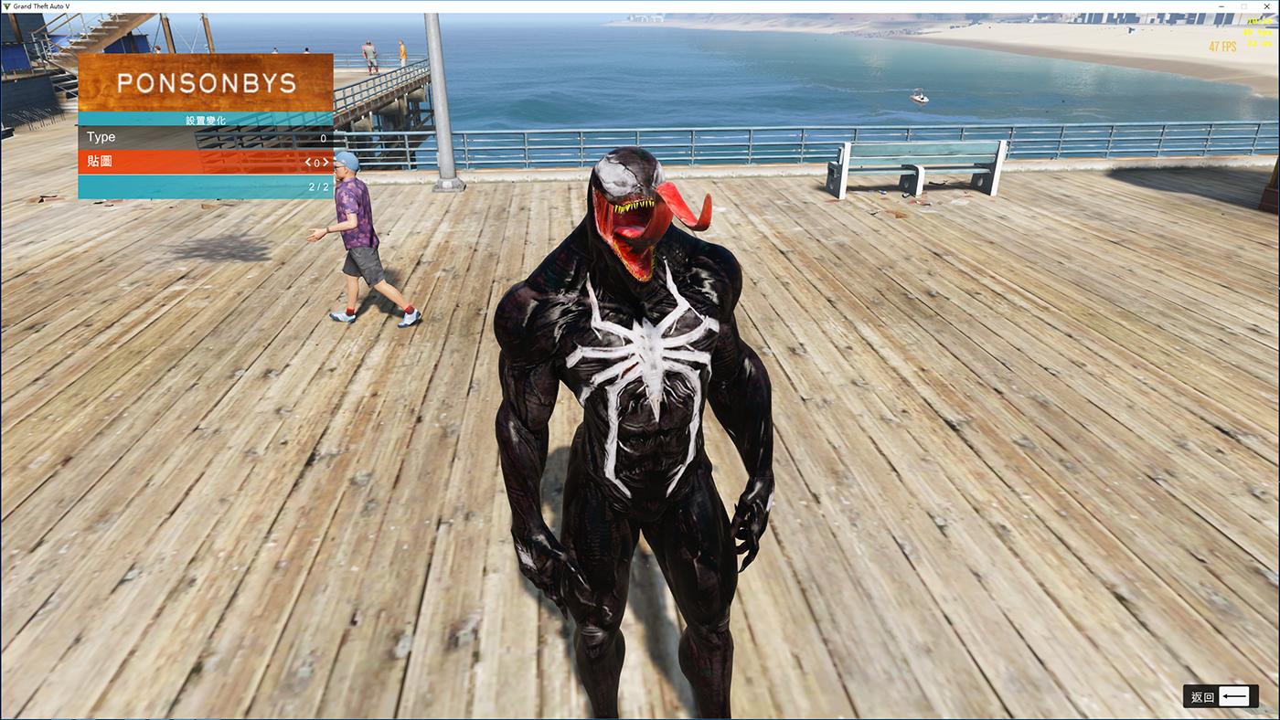Venom,Anti-Venom,Carnage - GTA5-Mods.com
