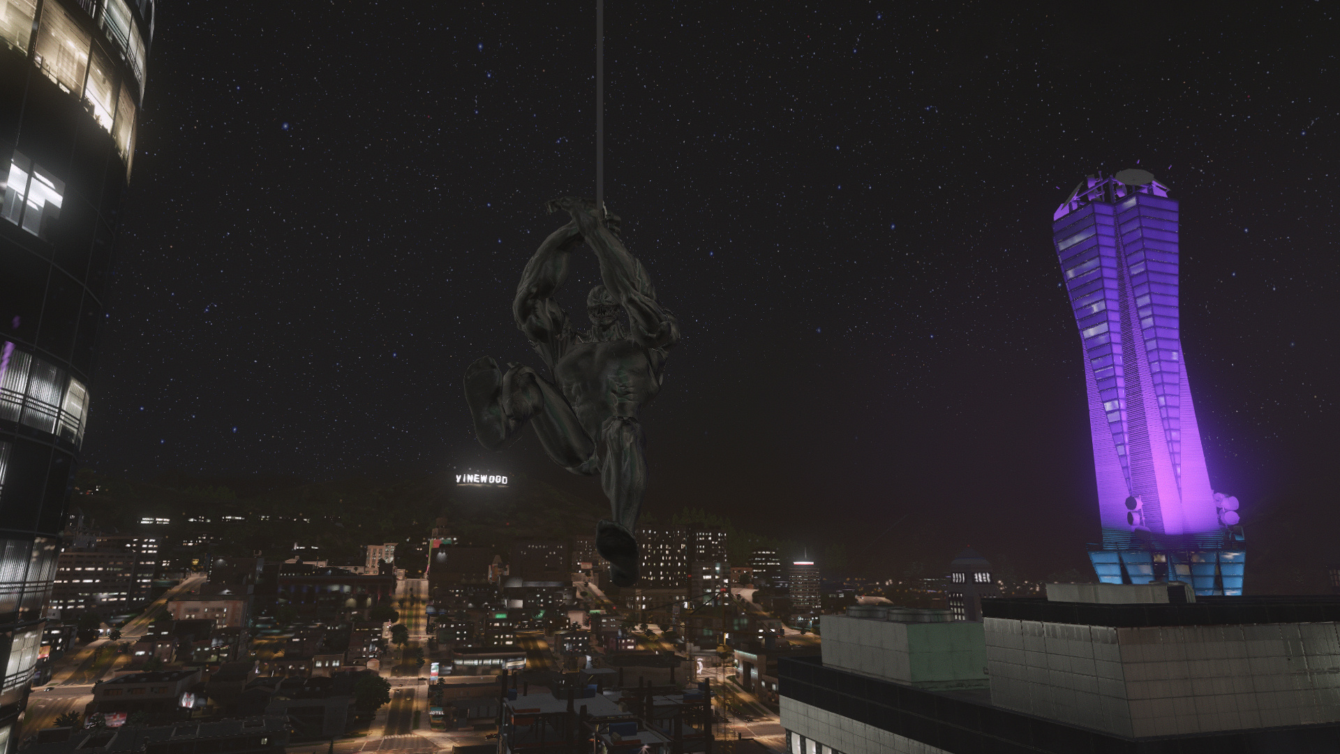 Venom From The Movie  2K  - GTA5-Mods com