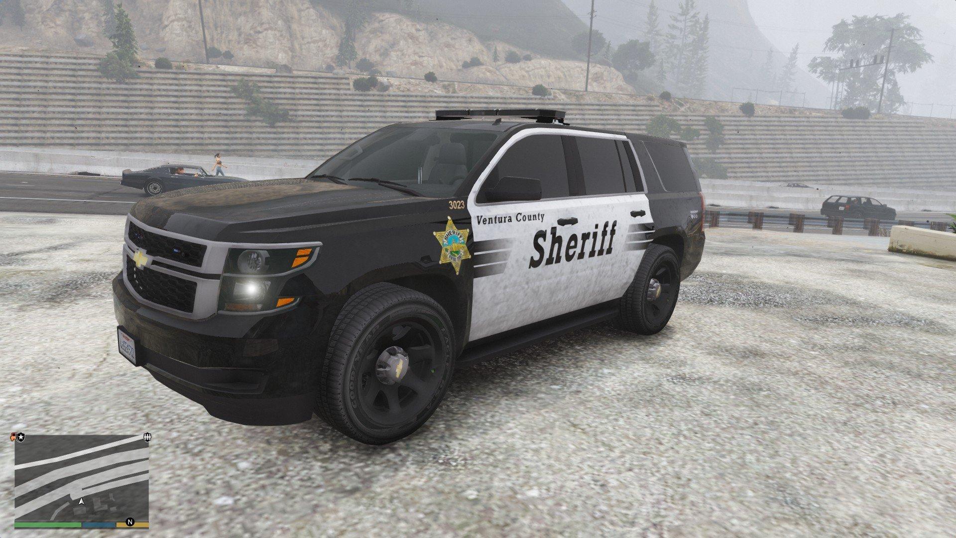 Ventura County Sheriff Department Vcsd Texture Pack 4k Gta5 Mods Com