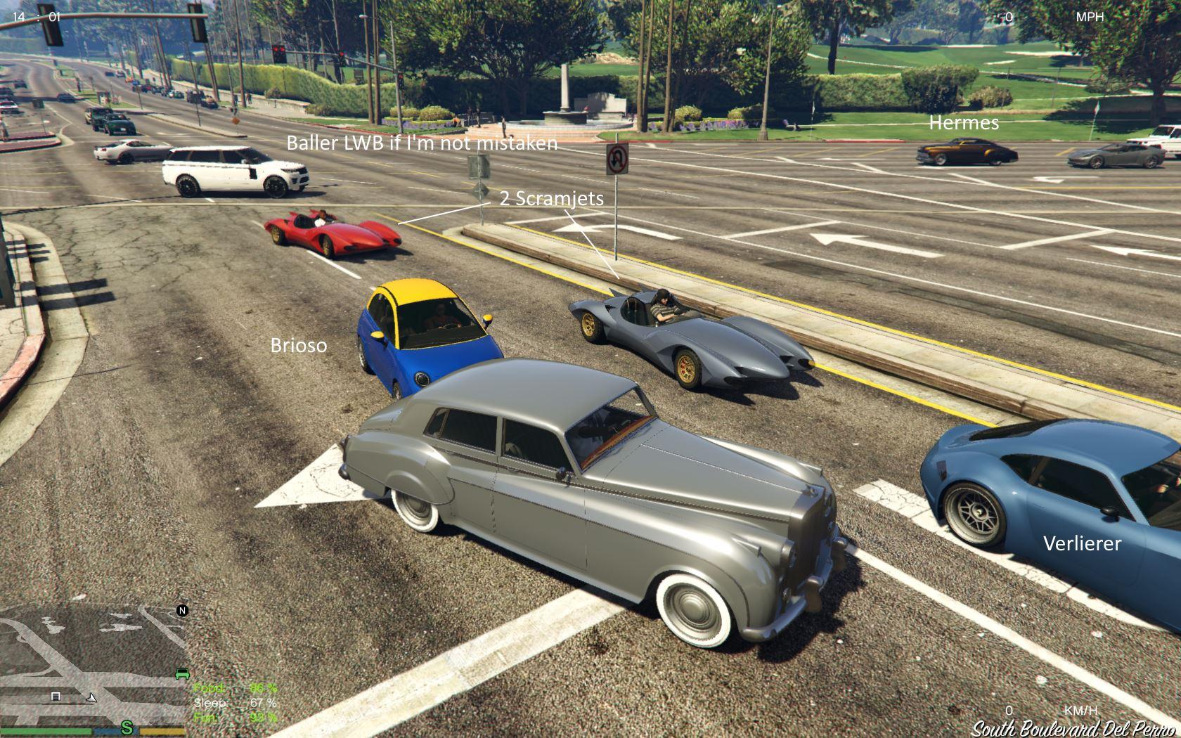 Versatile Traffic - GTA5-Mods com