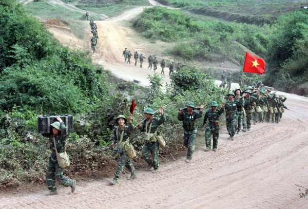 List of equipment of the Vietnam People's Ground Forces