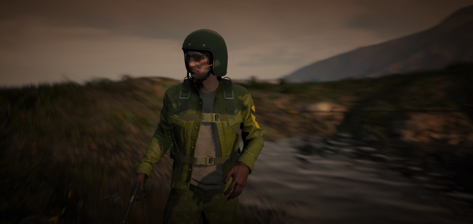 Vietnam War Uniforms Retexture Pack for MP_FREEMODE (+Skin Control