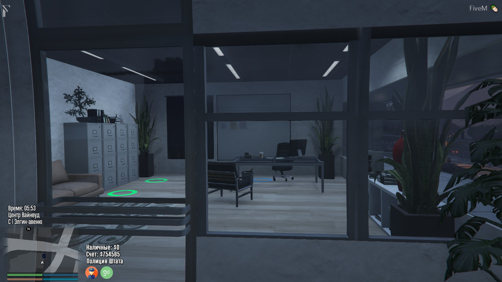 Vinewood Police Station Interior [YMAP/Map Builder] - GTA5-Mods com